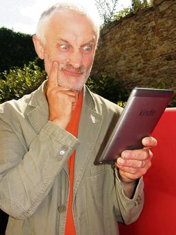In our short 18 months together, my Kindle and I grew quite close - but now it's kaput.