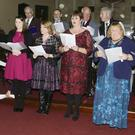 Askamore/Kilrush drama group choir.