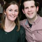 At the Wexford Motor Club awardsnight in The Riverbank House Hotel on Saturday night were Paula Doheny and Garrett Hynes