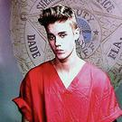 Justin Bieber in custody