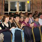 Some of those at the event in Riverside Park Hotel