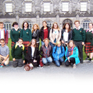 The students at Kilkenny Castle