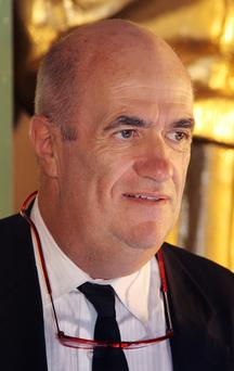 Colm Tóibín at the recent premiere of Brooklyn