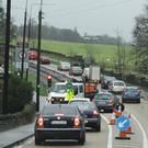 Motorists are facing even more road works in Ferns