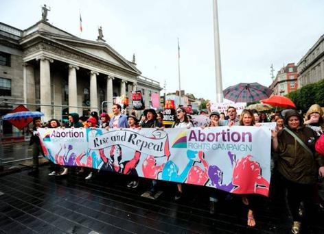 Senator Mullen believes that the natural end is a better way, but for those that prefer this route, it still can be. Repealing the eighth will simply give those who make a different choice to have options in Ireland