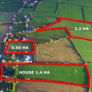 The lots at Ballymotey which are up for auction