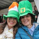 Kim and Sandra Whelan from Ferns