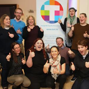 Gorey Youth Needs recently helped launch the new Gorey Trans Support Group which will meet monthly