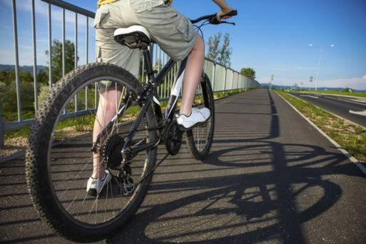 Irish roads, both urban and rural are not designed with cyclists in mind