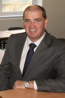 Minister Paul Kehoe: instrumental in getting delegation to Wexford