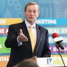 Many would say that Enda Kenny and other Taoisigh have been more than adequately paid for their efforts while in office and that a lump sum payout should not be made