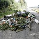 The recent dumping in the Milehouse area of Enniscorthy
