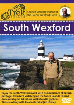 Trek Ireland, a Dublin-based enterprise that films and publishes interactive guided waking videos around Ireland has launched a video on DVD focusing on the South Wexford Coast and featuring local naturalist Jim Hurley