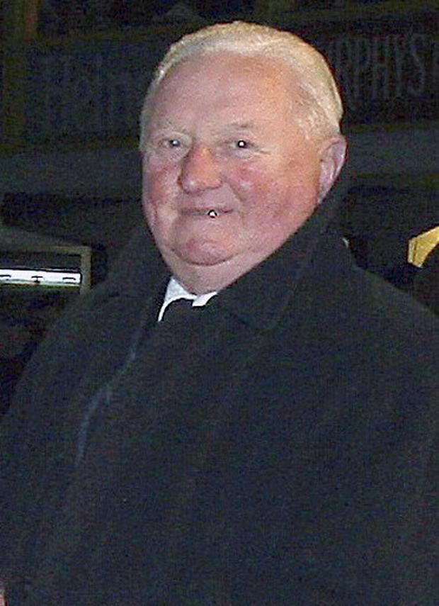 The late Michael Donohoe