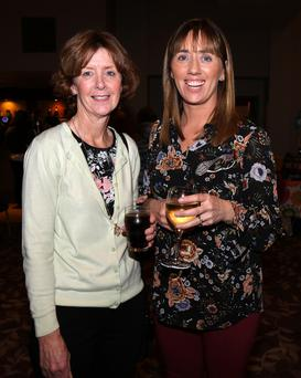 Blaítín Storey and Laura O'Connor