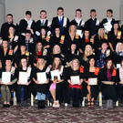 The Enniscorthy Vocational College of Further Education's 2018 graduates at the Riverside Park Hotel