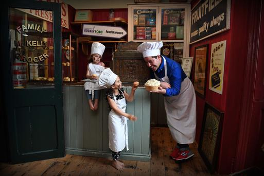 The Enniscorthy Rockin' Food Festival is set for the August Bank Holiday weekend