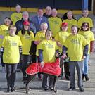 The launch of the gala race night at Enniscorthy Greyhound Track in aid of the Irish Cancer Society