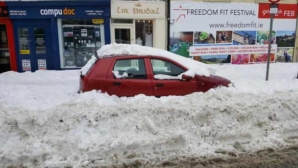 Hopefully we won't have to deal with this level of snow again for another few decades