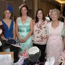 Casey Buckley-Kells, Mary Buckley, Emma Carr and Breda Buckley (EM&N Design) at the Wedding Fair in the Riverside Park Hotel