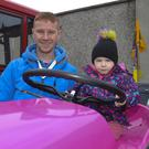 Adam and Ava Furlong from Clongeen