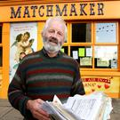 Matchmaker Willie Daly who will work his magic at the Strawberry Fair, Street Rhythms and Roots Festival