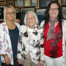 Eileen Doran, Greenville Court, Enniscorthy pictured with her family, Jack, Aisling, Cathy and Pat at her 90th. Birthday Party in the Monageer Tavern on Saturday evening
