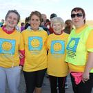 Alanna Hammel, Kilmuckridge, Linda Tobin-Kavanagh and Kay O'Regan, Enniscorthy, and Anne Marie Hammel, Kilmuckridge