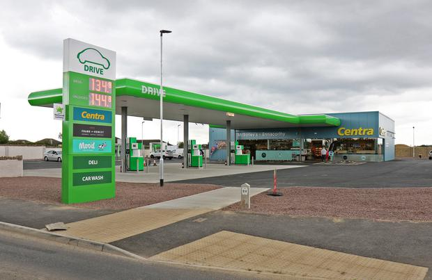 The new Centra on the Milehouse road