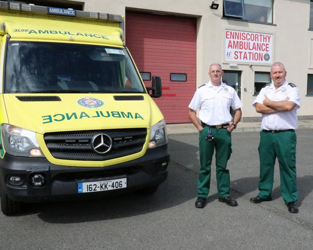 New ambulance station becomes operational on the Old Dublin Road