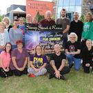 The launch of the Slaney Search & Rescue 'Strictly Come Dancing Pub Edition' in the Riverside Park Hotel last week. The fundraiser takes place on August 9 and 16