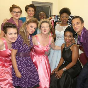 Cast members pictured at 'Buddy' The Buddy Holly Show, in aid of Pieta House, in The Presentation Centre