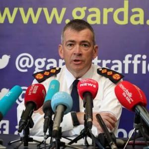 Garda Commissioner Drew Harris has stated that Garda attire when evicting protesters from a vacant commercial premises in Dublin recently 'was not correct'