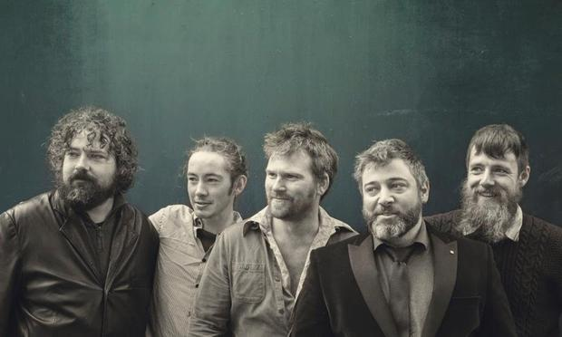 The Liberties will perform their Dubliners tribute All For Me Grog at The Presentation Centre on October 5