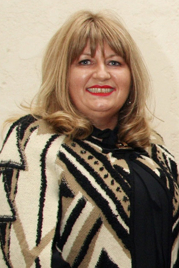 Festival Chairperson Carmel Harrington