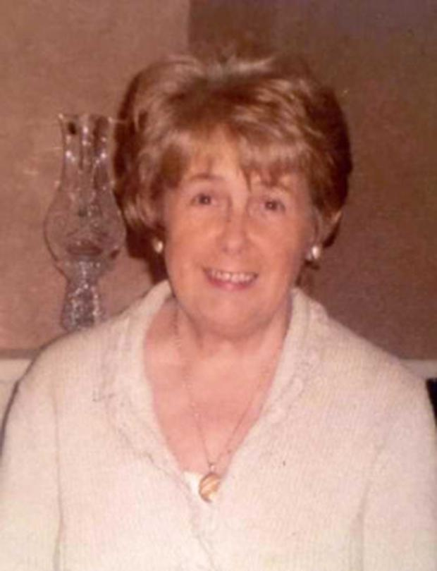 The late Dorothy Oakes