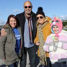 Paula Mahon, Paul McGrath, Susan Cox and Beibhin Cox