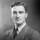 Brendan Corish after his election to the Dáil in 1949