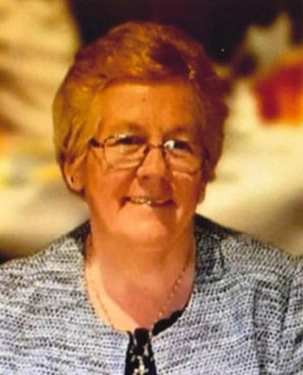 The late Agnes Raleigh