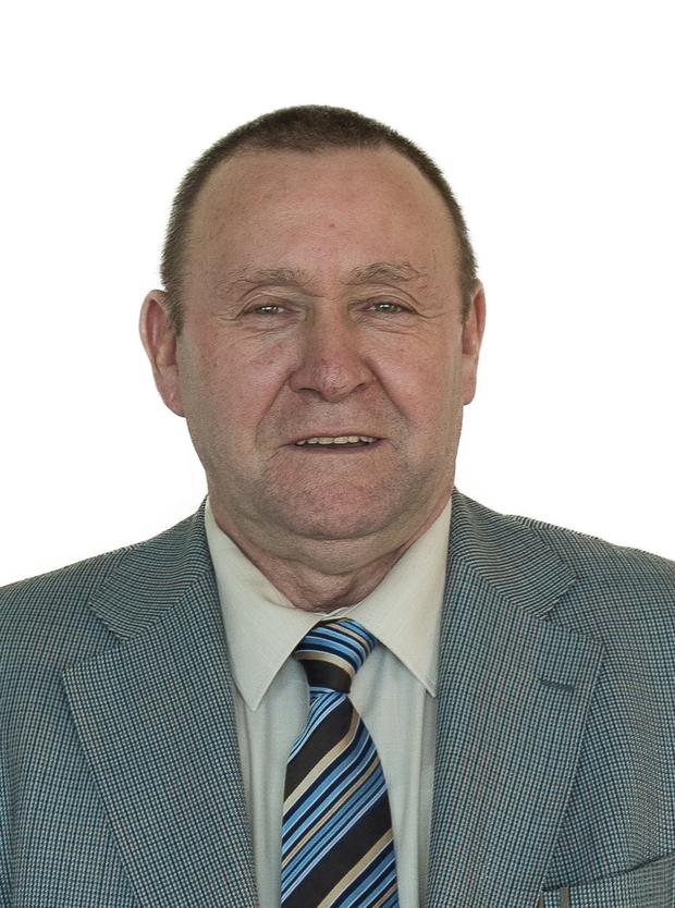 Cllr Willie Kavanagh, first chairperson of the new amalgamated Oylegate-Glenbrien FF Cumann