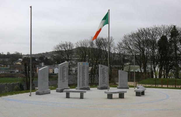 The new-look Orchard Peace Park in Enniscorthy