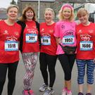 Janet Rothwell, Valerie Parr, Olivia O'Neill, Dee Furlong and Liz Kenny