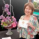 Elizabeth Kenny won a gold medal at Bloom.