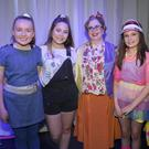 Sadbh Crean, Sophie Smith, Claire Smith, Aisling O'Brien and Laura Kelly