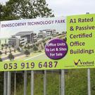 The signs are good for Enniscorthy Technology Park