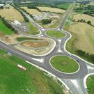 A view of the new N30 Enniscorthy By-Pass from Scarwalshe to Templescoby. Picture credit: Skypix