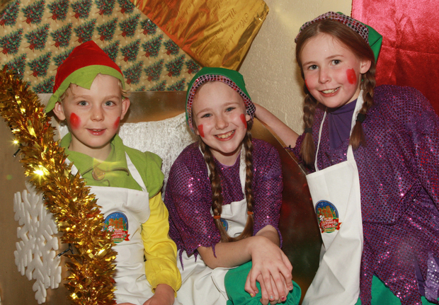 Bobby Ryan, Caitlin Walsh and Meabh O'Brien at the event