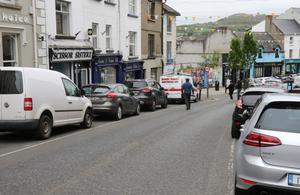 Under the proposals Weafer Street will become pedestrianised.