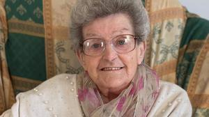 The late Lucy Murphy