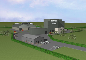 An imagining of how the Kavanagh's Slaney Mill will look